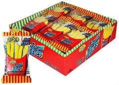 Жеват.резинка 'Картошка Фри с кетчупом' Fries Gum with Candy Ketchup JoJo 25 грамм