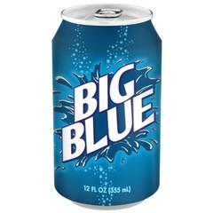 Напиток BIG BLUE 0,355 л