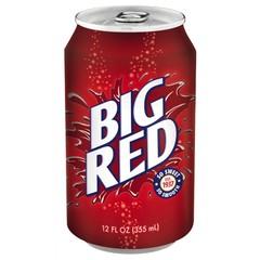 Напиток BIG RED 0,355 л
