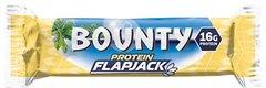 Шоколадный батончик Bounty Protein Flapjack (Баунти с протеином Флепджек) 60 грамм