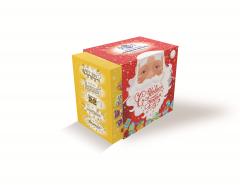 Коробка сладостей со съемным пеналом Happy Box 370 гр