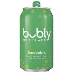 Напиток б/алк газированный BUBLY Lime (Лайм) 0,355л