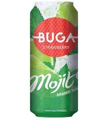 Напиток Buga Mojito Strawberry 0.330л