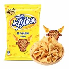 Чипсы Cheetos Bugles со вкусом говядины 65 грамм