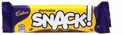 Бисквитное печенье Cadbury Snack 120 гр