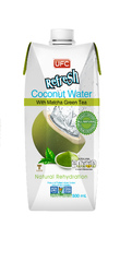 Напиток 100% Coconut Water with Green Tea 0,5л