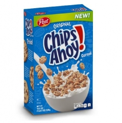 Готовый завтрак Chips Ahoy cereal 340 грамм