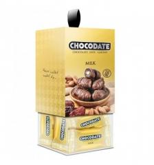 Конфеты CHOCODATE MILK подарочная коробка 200 грамм