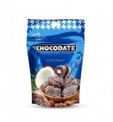 CHOCODATE COCONUT Шокодейт эксклюзив кокос 100 грамм
