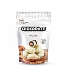 CHOCODATE WHITE Шокодейт эксклюзив вайт 100 грамм