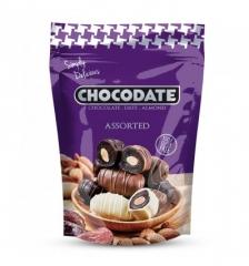Конфеты CHOCODATE ASSORTED ассорти пакет 250 грамм