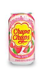 Напиток Chupa Chups Sparkling Strawberry 0.345л