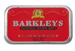 Леденцы BARKLEYS Mints – Корица