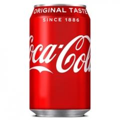 Напиток Coca-Cola regular 330 мл
