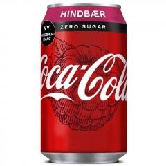Напиток Coca-Cola Zero Raspberry 330 мл