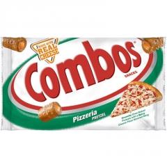 """Крекеры """"Combos"""" Пицца и Претцель 51 грамм"""
