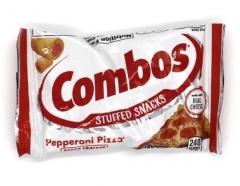 "Крекеры ""Combos"" пепперони Пицца 48.2 грамма"
