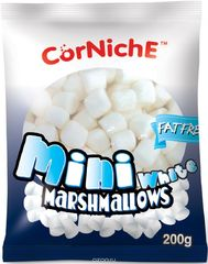 Зефир Corniche Mini White Marshmallow 70 грамм