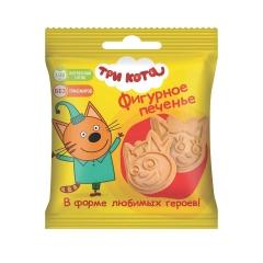 Печенье фигурное Три Кота 20 гр