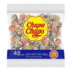 Леденцы Chupa Chups Колор 10 грамм