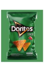 Кукурузные чипсы Doritos Тако 100 гр