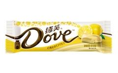 """Шоколад """"Dove"""" со вкусом лимона 42 грамма"""