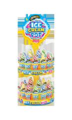 Леденец Johny Bee Мороженое с драже 29 гр