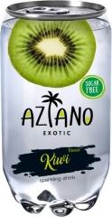 Напиток газ. Aziano Kiwi (Киви) 350 мл