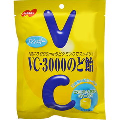 Леденцы Nobel 'VC-3000' с витамином C со вкусом лимона 90грамм