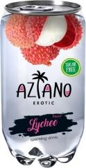 Напиток газ. Aziano Lychee (Личи) 350 мл