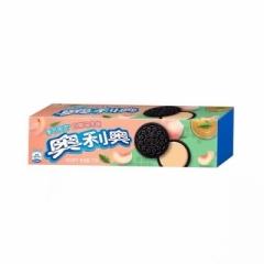 Печенье Oreo со вкусом персика 97 гр
