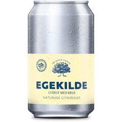 Напиток Egekilde Citrus med Brus Эгекильде цитрус 330 мл