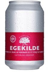 Напиток Egekilde малина и ревень 330 мл