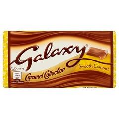 Шоколад Galaxy Caramel 135 грамм