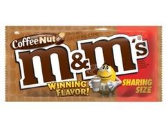Шоколадное драже M&Ms Coffee (со вкусом кофе) 92 грамма