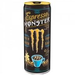 Напиток кофейный безалкогольный Monster Espresso Vanilla 250 мл