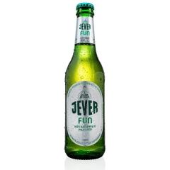 Пиво Jever Fun б/а светлое 330 мл стекло