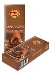 Кофейные зерна в шоколаде Marengo Капучино 25 грамм