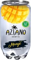Напиток газ. Aziano Mango (Манго) 350 мл