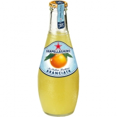 Напиток San Pellegrino Апельсин 200 мл стекло