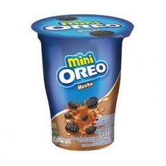 Мини Печенье Oreo со вкусом Кофе Мокко 61,3 гр