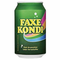 Напиток Faxe Kondi 330 мл