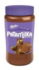 Шоколадная паста Milka с лесным орехом 600 гр
