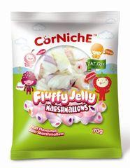Воздушное желе Corniche Marshmallows Fluffy Jelly 70 грамм