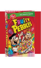 Готовый завтрак Fruity Pebbles 311 гр