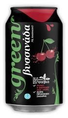Напиток Green Cherry 330 мл