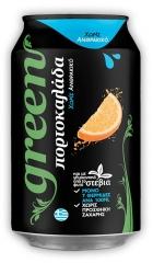 Напиток Green Orange NС 330 мл