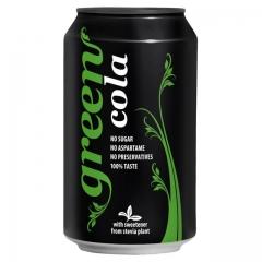 Напиток Green Cola 330 мл