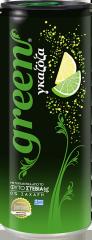 Напиток Green Lemon Lime 330 мл