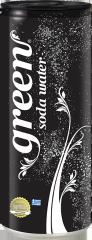 Напиток Green Soda 330 мл